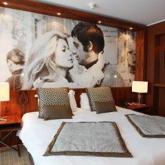 Отель JW Marriott Cannes 5* Стандартный номер с различными типами кроватей