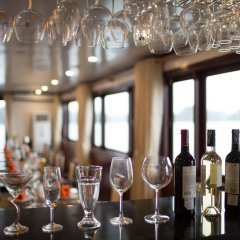 Отель Halong Silversea Cruise гостиничный бар
