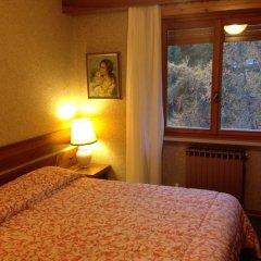 Отель Albergo Castello da Bonino Италия, Шампорше - отзывы, цены и фото номеров - забронировать отель Albergo Castello da Bonino онлайн комната для гостей фото 3