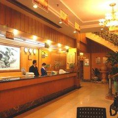 Отель Zhongshan Dongyue Hotel Китай, Чжуншань - отзывы, цены и фото номеров - забронировать отель Zhongshan Dongyue Hotel онлайн интерьер отеля фото 6