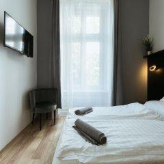 Апартаменты Play Apartment National Museum Будапешт комната для гостей фото 2