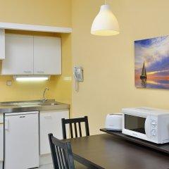 Отель Sol Lunamar Apartamentos - Adults Only в номере