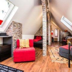 Отель Wohnzeit Köln Apartment Германия, Кёльн - отзывы, цены и фото номеров - забронировать отель Wohnzeit Köln Apartment онлайн комната для гостей фото 4