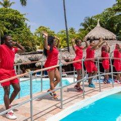 Отель Playabachata Resort - All Inclusive бассейн фото 2