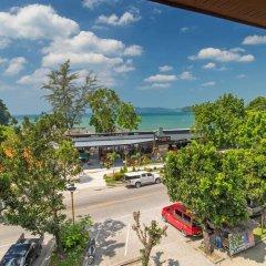 Отель Aonang All Seasons Beach Resort пляж