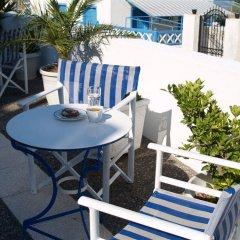 Отель Margarita балкон
