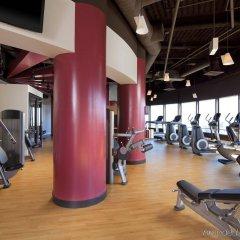 Отель Sheraton Grand Los Angeles фитнесс-зал