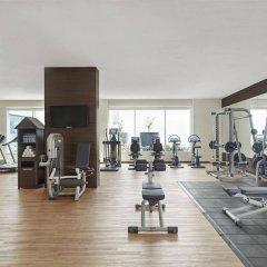 Отель Hyatt Place Dubai Al Rigga Residences фитнесс-зал