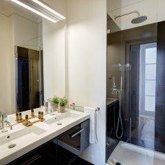 Апартаменты Lisbon Canaan Boutique Apartments Gaivotas ванная