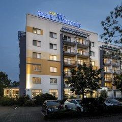 Отель Best Western Hotel Windorf Германия, Лейпциг - 2 отзыва об отеле, цены и фото номеров - забронировать отель Best Western Hotel Windorf онлайн парковка