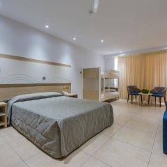 Stamatia Hotel комната для гостей
