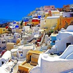 Отель Chroma Suites Греция, Остров Санторини - отзывы, цены и фото номеров - забронировать отель Chroma Suites онлайн фото 21