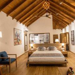 Отель Reethi Faru Resort комната для гостей фото 4