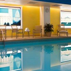Отель Washington Marriott at Metro Center бассейн