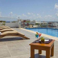 Отель Soho Playa Плая-дель-Кармен бассейн фото 2
