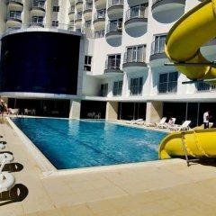 Royal Sebaste Hotel Турция, Эрдемли - отзывы, цены и фото номеров - забронировать отель Royal Sebaste Hotel онлайн бассейн фото 2