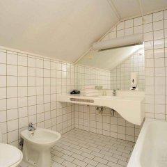 Отель City Living Schøller Hotel Норвегия, Тронхейм - отзывы, цены и фото номеров - забронировать отель City Living Schøller Hotel онлайн ванная