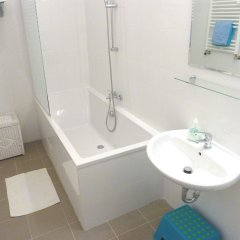 Отель Sobieski City Apartment 9 Австрия, Вена - отзывы, цены и фото номеров - забронировать отель Sobieski City Apartment 9 онлайн ванная
