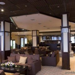 Отель St. Ivan Rilski Hotel & Apartments Болгария, Банско - отзывы, цены и фото номеров - забронировать отель St. Ivan Rilski Hotel & Apartments онлайн интерьер отеля фото 3