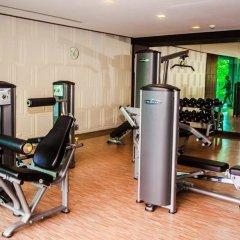 Отель Q Conzept Condominium пляж Ката фитнесс-зал