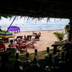 Отель Mermaid Beachfront Resort Ланта пляж
