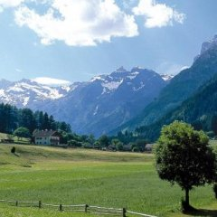 Alpin Hotel Gudrun Колле Изарко приотельная территория