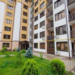Апартаменты More Apartments na GES 5 (1) Красная Поляна вид на фасад