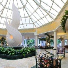 Отель Gran Bahia Principe Jamaica Hotel Ямайка, Ранавей-Бей - отзывы, цены и фото номеров - забронировать отель Gran Bahia Principe Jamaica Hotel онлайн интерьер отеля
