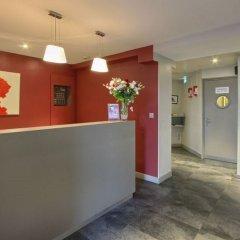 Отель Timhotel Montmartre Париж интерьер отеля фото 2