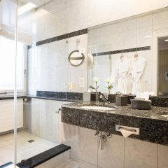 Отель La Reserve EDEN AU LAC Zurich ванная фото 2