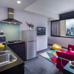 Отель Furama City Centre в номере фото 2