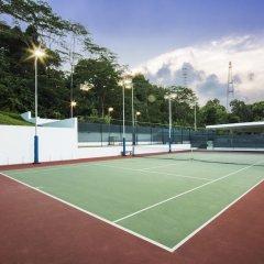 Отель One15 Marina Club Сингапур спортивное сооружение фото 2