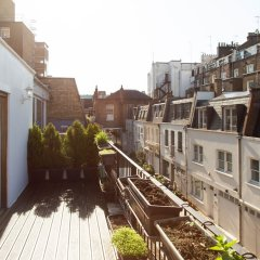 Отель 3 Bedroom House In Bayswater Лондон балкон