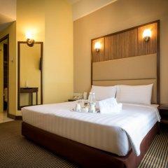 Отель Sentral Kuala Lumpur Малайзия, Куала-Лумпур - отзывы, цены и фото номеров - забронировать отель Sentral Kuala Lumpur онлайн комната для гостей фото 2