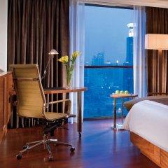 Отель Swissotel Grand Shanghai удобства в номере фото 2