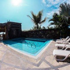 Отель Dharma Beach бассейн фото 2