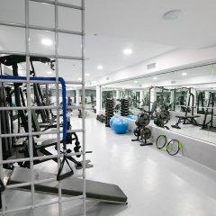 Отель Acroterra Rosa фитнесс-зал фото 4