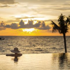 Отель Dusit Princess Moonrise Beach Resort бассейн фото 3