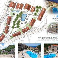 Hotel Hec Apartments бассейн фото 3