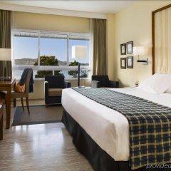 Hesperia Isla De La Toja Hotel комната для гостей фото 2