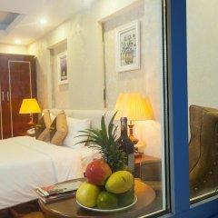 Отель Hanoi Diamond King Ханой в номере фото 2