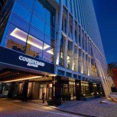 Отель Courtyard by Marriott Seoul Namdaemun Южная Корея, Сеул - отзывы, цены и фото номеров - забронировать отель Courtyard by Marriott Seoul Namdaemun онлайн спортивное сооружение