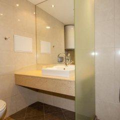 Отель Malina Болгария, Пампорово - отзывы, цены и фото номеров - забронировать отель Malina онлайн ванная фото 2