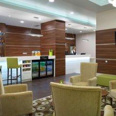 Гостиница Hampton by Hilton Minsk City Center Беларусь, Минск - - забронировать гостиницу Hampton by Hilton Minsk City Center, цены и фото номеров гостиничный бар