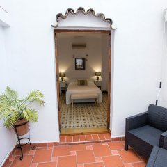Отель Pension Oliva Испания, Олива - отзывы, цены и фото номеров - забронировать отель Pension Oliva онлайн комната для гостей фото 5
