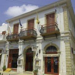 Kiniras Traditional Hotel & Restaurant вид на фасад фото 2