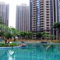 Отель XiaMen Big Apartment Hotel Китай, Сямынь - отзывы, цены и фото номеров - забронировать отель XiaMen Big Apartment Hotel онлайн бассейн