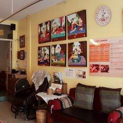 Отель Gems Park Бангкок интерьер отеля фото 3