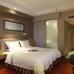 Отель Insail Hotels Railway Station Guangzhou комната для гостей