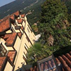 Отель Relais Castello San Giuseppe Кьяверано балкон
